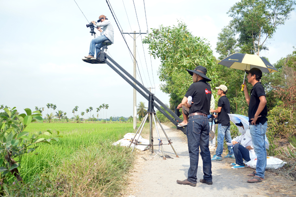 Sản xuất TVC Phân Bón Bình Điền