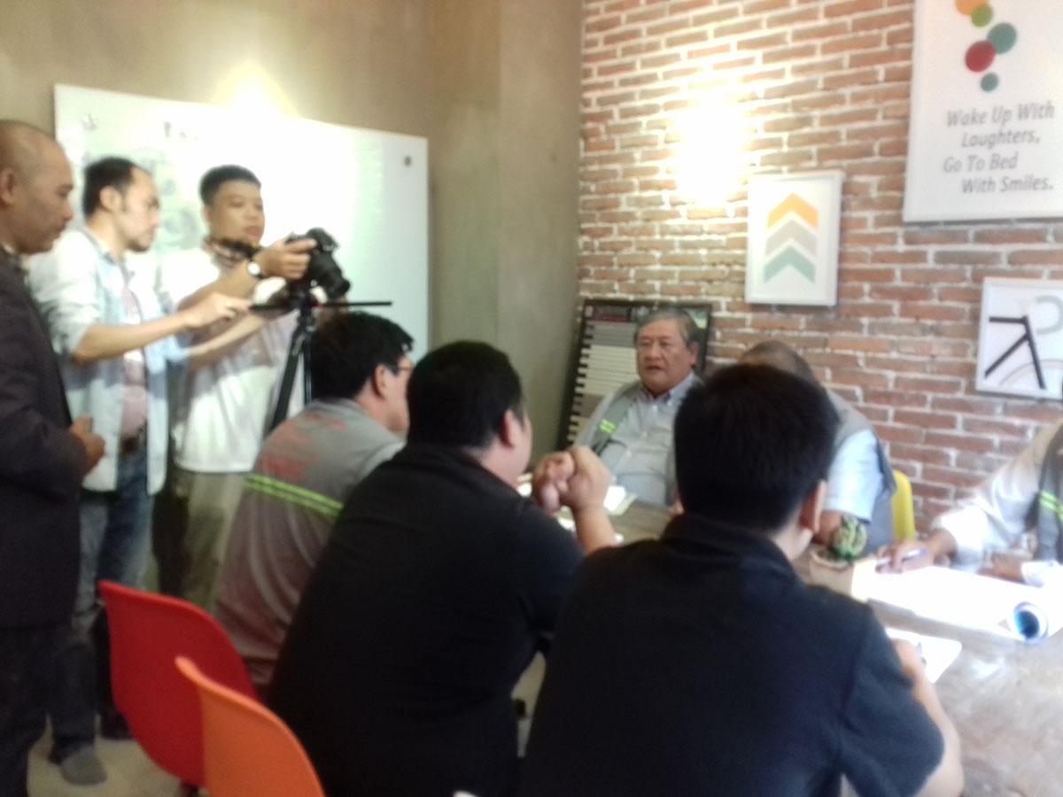 Quay phim gioi thieu Nha Hanh Phuc 6