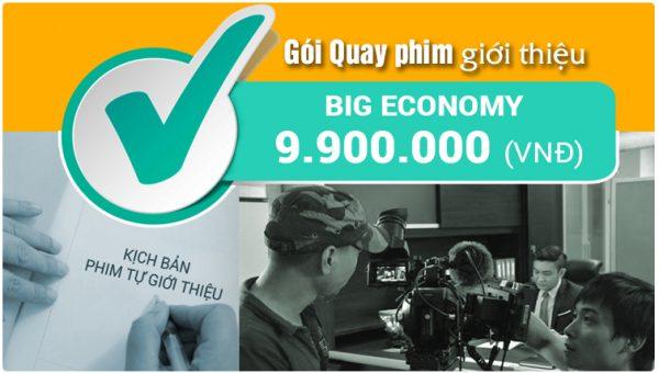 Quay phim gioi thieu - hinh dai dien - Big Economy