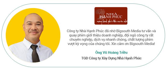 Y kien Anh Trieu - Nha Hanh Phuc