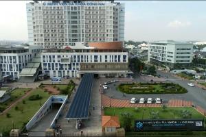 Quay Flycam bệnh viện Đa Khoa Đồng Nai