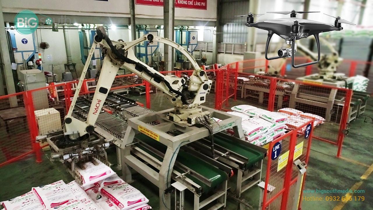 Dây chuyền sản xuất tự động hóa